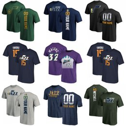 Name t shirts online shopping - Donovan Mitchell T Shirt Grayson Allen Ricky Rubio Joe Ingles Karl Malone Karl Malone Ricky Rubio Custom Any Name Numder T shirt