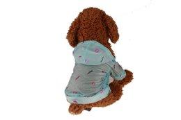$enCountryForm.capitalKeyWord UK - 10PCS Pet Sun UV Protection Clothing Dog Shirts Summer Sun Protection Jacket Lightweight Pet Air Conditioning Clothes 5 Sizes 4 Colors