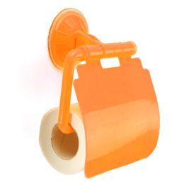 $enCountryForm.capitalKeyWord Australia - Wall Mounted plastic Bathroom Toilet Paper Holder With Cover porta papel higienico bathroom accessories #1020