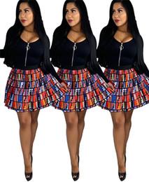 $enCountryForm.capitalKeyWord NZ - 2019 Designer Woman Summer Dresses FF Letters Print Pleated Mini Skirt Luxury Fashion Evening Dresses Fends Girls Prom Skirts S-2XL C61808