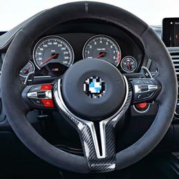 Ingrosso Fibra di carbonio volante assetta Carbon Composite parti interne rivestimenti interni Accessori per BMW F20 F30 F32 F10 F12 F25 F26 F16 M