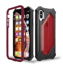Robot phone cases online shopping - NEW BEST Hot sale Robot phone case For iphone xs xr xs max tpu pc Shockproof phone shell phone case