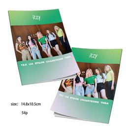 $enCountryForm.capitalKeyWord Australia - ITZY IT'z ICY HD Photograph YEJI RYUJIN Mini Album Yuna Mini Photo Book Lia Pictures Poster Fan Gift