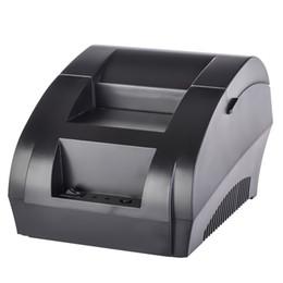 5890k Zijiang настольный термопринтер чековый