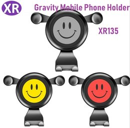 Company Cars Australia - 50pcs Car Gravity Mobile Phone Bracket Car Outlet Navigation Cartoon High End Company Gifts Personality Holder For iPhone 6 6S 5S SE Galaxy