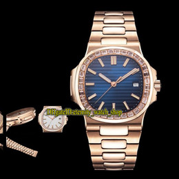 $enCountryForm.capitalKeyWord Australia - 10 Color V3 Edition Sport Nautilus 5713 1G-010 Blue Dial Cal.324 SC Automatic 5711 Mens Watch Square Diamonds Bezel Sapphire Luxury Watches