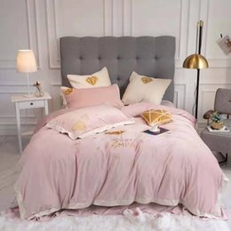 Queen size princess bedding online shopping - Diamond Princess bedding set twin size for girls room coverlets d printed hot