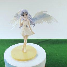angels figures Australia - 15cm Angel Tenshi Kanade Tachibana Good Smile Action Figure PVC Kids Gift Toys doll Anime Movie Model Cosplay collection