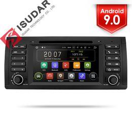 $enCountryForm.capitalKeyWord Australia - Isudar Car Multimedia player Android 9 GPS One Din DVD For BMW E39 5 Series M5 2GB RAM 16GB ROM Wifi Radio Mirror Link