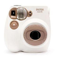 $enCountryForm.capitalKeyWord Australia - HOT Genuine Fuji Fujifilm Instax Mini 7C 7S Camera Instant Printing Photo Film Snapshot Shooting Camera
