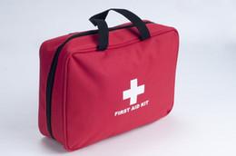 Pack Safe Australia - First Aid Kit Medical Outdoor Camping Survival Kits Professional Medical Urgent Package F-09 147pcs pack Safe Bag Emergency
