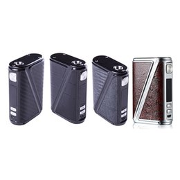 $enCountryForm.capitalKeyWord Australia - 100% Original Rofvape Warlock Z-Box 233W Mod Vape Box Mod Compatible With Daul 18650 Battery Electronic Cigarette Vaporizer
