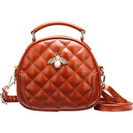 $enCountryForm.capitalKeyWord Australia - New Design Women Small Crossbody Bag Leather Cell phone Purse Holder Wallet Shoulder Bag Adjustable Strap