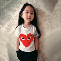 Wholesale Summer kids tshirt luxury designer kids clothes brand designer clothes boys girls cotton t-shirt tops tees parent-child clothing