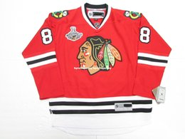 bb2c7566d Cheap custom KANE CHICAGO BLACKHAWKS HOME 2010 STANLEY CUP CHAMPIONS JERSEY  stitch add any number any name Mens Hockey Jersey GOALIE CUT 5XL