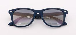Sun Design Shade Glasses Australia - Men Brand Design Hot 4195 Sunglasses Gentle New Women Trends Vintage Square Gradient Luxury Sun Glasses Shades Oculos Uv400 Gafas