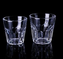 $enCountryForm.capitalKeyWord Australia - DHL Crystal glass clear Whiskey Glass thickened Octagon beer liquor cup wine cocktail Diamond Water Cup