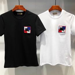 $enCountryForm.capitalKeyWord NZ - T shirts men plain black Pity Pure Cotton Short Sleeve T Man Round Neck Rendering Unlined Upper Garment Men's Wear graphic