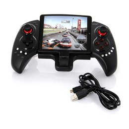 Ipega Ios games online shopping - iPEGA Wireless Bluetooth Gamepad Android Telescopic Game Controller Joystick For Phone Pad Android IOS Tablet In Retail Packing