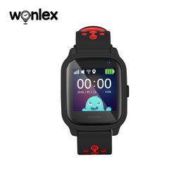 $enCountryForm.capitalKeyWord Australia - Wonlex KT04 1.3-inch IPS Water Resistance IP67 Swimming Watch Anti-Lost with AGPS LBS WiFi GPS Positioning SOS Helper Smartwatch