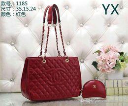 M Style Handbags Australia - 2019 styles Handbag Famous Name Fashion Leather Handbags Women Tote Shoulder Bags Lady Leather Handbags M Bags purse F8853