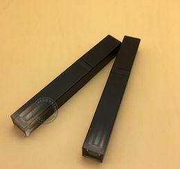 30шт блеск для губ пустой градиент черный 5мл блеск для губ контейнер для макияжа масло для губ пластиковая трубка на Распродаже