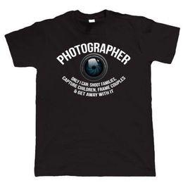 $enCountryForm.capitalKeyWord UK - Photographer, Mens Funny Photography T Shirt - Camera Gift Dad Fathers Birthday