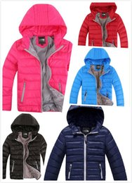Cheap warm Clothing online shopping - Cheap Children Clothes Winter Boy Girl Child Hooded Down Coat Warm Down Jacket kids jackets Years Children s Outwear jacket coat