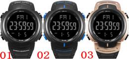 $enCountryForm.capitalKeyWord Australia - SMAEL Brand 0915 Military Watch Army Fashoin Watch Men Big Dial S-Shock Casual Sport Watches LED Digital Watch for Men