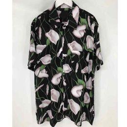 Rayon t shiRts men online shopping - SS Lily Rayon Tee T shirt Men s High Quality Summer Style Casual T Shirt