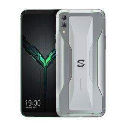 Wifi Game Player UK - Original Xiaomi Black Shark 2 8GB 128GB Gaming Phone Snapdragon 855 Octa Core Dual Camera 48+12MP 4000mAh Game Smarphone
