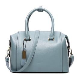 Top Ladies Handbags Australia - good quality Women Top-handle Bags Female Leather Messenger Handbags Ladies Fashion Famous Brand High Quality Shoulder Bags For Girls