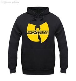 Wholesale wu tang clothes resale online - wu tang clan hoodie for men classic style winter sweatshirt style sportswear hip hop jacket clothing fast shipping ePacket