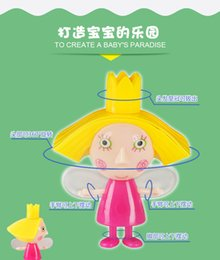 $enCountryForm.capitalKeyWord NZ - Small kingdom toy hand, a set of 10 small dolls. The little princess has a hand-made toy. Free shipping, welcome to buy!