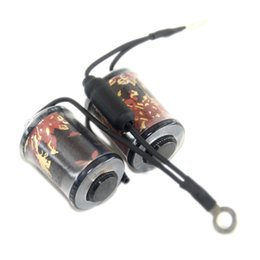 "Tattoo Machine Coils Parts Australia - 1PC 1""1 4 10WRAPS 24AWG COPPER WIRE SHADER 8 32 32TK.24.10.4750-JA-04 TATTOO MACHINE PART AIR MAIL"