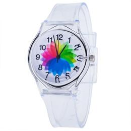 Children's Watches Learned Hello Kitty Quartz Children Watches Kinderuhr Pink Plastic Belt Montre Pour Enfants Lovely Wrist Watch Fashion Cartoon Clock Superior Materials