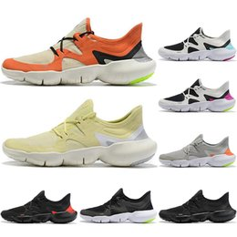 $enCountryForm.capitalKeyWord Australia - With Socks Free RN 5.0 Mens Running Shoes Male Fashion Designer Sports Sneakers Summer Cool Breathable Women Lightweight Knit Shoes 36-46