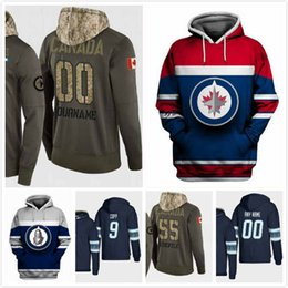 little player 2019 - Mens New Winnipeg Jets Hoodie Player Mark Scheifele 55 Patrik Laine 29 Blake Wheeler 26 Bryan Little 18 Andrew Copp 9 St