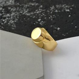 Nice Rings For Girls Australia - OL Women Rings Yellow White Gold Plated Ring for Girls Women for Party Wedding Nice Gift for Friends