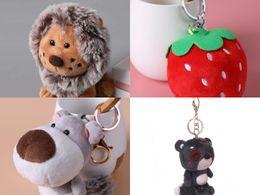 $enCountryForm.capitalKeyWord NZ - Plush pendant can not be customized doll pendant cute pendant creative simple bag gift plush backpack ornament toy