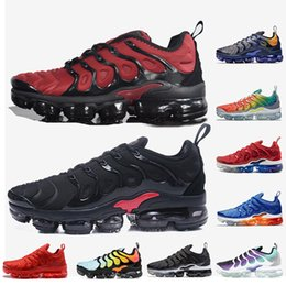 $enCountryForm.capitalKeyWord Canada - Top TN Plus Running Shoes black red Fades Blue Game Royal USA Grape White red mens shoes womens designer trainers sneakers 36-45