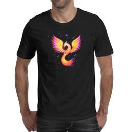 $enCountryForm.capitalKeyWord Australia - Watercolor Fire Fhoenix Nirvana black t shirt,shirts,t shirts,tee shirts printing cool t crazy custom casual t shirt