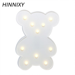 Lights & Lighting Led Night Lights Itimo Led Night Light Rabbit Fox Owl Shape Animal Table Lamp Home Bedroom Decoration Lovely Doll For Children Kid A Wide Selection Of Colours And Designs