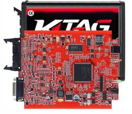 nissan programming tool Australia - v7.020 ktm100 tkag ecu programming tool master version v2.25 with unlimited token k-tag eu online red pcb