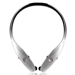 $enCountryForm.capitalKeyWord NZ - HBS 900 HBS-900 Wireless Sport Neckband Headset In-ear Headphone Bluetooth Stereo Earphones Headsets for LG HBS-900 IPhone X 8 S8 1pc