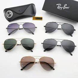 Canvas frame kit online shopping - Explosive Male Polarized Foldable Memory Frame Colour Film Series Driving Fishing Sunglasses Box Kit
