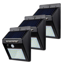 $enCountryForm.capitalKeyWord Australia - 30 LEDs PIR Motion Sensor Wall Light Outdoor LED Solar Lamps Energy Saving Lamp Home Garden Yard Security Street Lights Led Solar Light