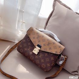 Bolsos de hombro del bolso de totalizadores de los bolsos para mujer de las mujeres del bolso del totalizador del bolso de Crossbody monederos bolsos de cuero embrague cartera de la moda Mochila M44876 en venta
