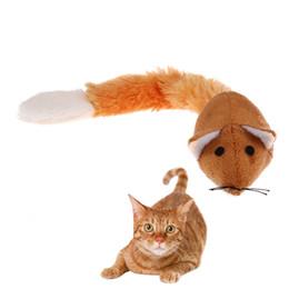 $enCountryForm.capitalKeyWord UK - Pet Products Cat Puppy Dog Chew Toys Plush False Mouse Rat Toys Mint For Pet Cat Kitten Playing Toy