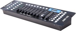 AC 110V 220V 192 DMX 512 Stage DJ Light Controller Lighting Party Pub Night Club DJ KTV Moving Heads on Sale